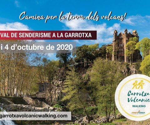 Festival de senderisme a la Garrotxa